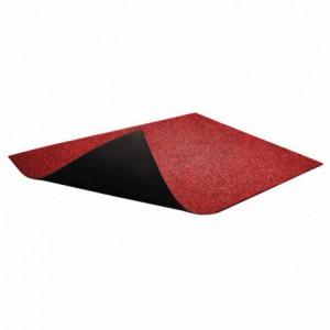 Floor Protector Ribbed Non-Slip 1200 x 850 x 5.5mm Tropical