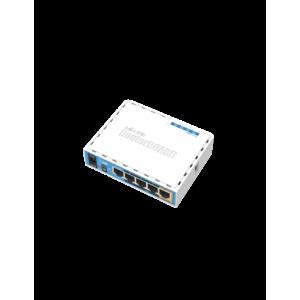 MikroTik hAP - 2.4GHz Desktop AP