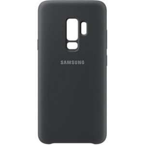 Samsung S9+ Silicone Cover Microfiber lining