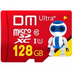 DM 128GB Micro SD Class 10 Secure Digital Card