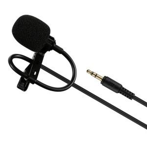 Volkano Clip series 3.5mm Tieclip Microphone