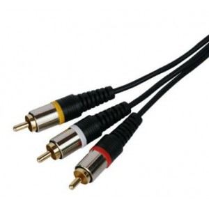 Ultralink RCA to RCA Audio/Video Cable - 3m