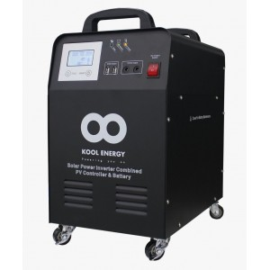 Kool Energy 1000W Pure Sine Inverter Trolley + 2x 100Ah Battery (8 HOUR BATTERY LIFE) KIT