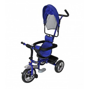 Nuovo 3 In 1 Tricycle Stroller - Blue