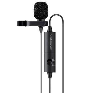 Volkano Clip Pro Series 3.5mm Microphone