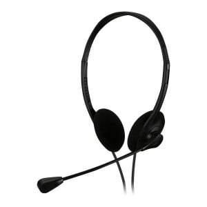 Volkano Chat 2 Stereo Headset with Boom Microphone