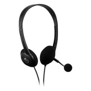 Volkano Chat USB Stereo Headset with Boom Microphone