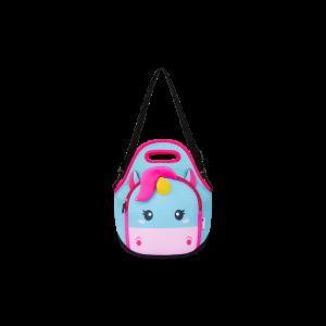 Quest Neoprene Lunch Bag Unicorn