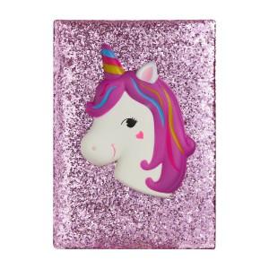 Quest Squishy Notebook Unicorn