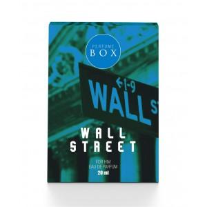 Perfume box – Wall Street