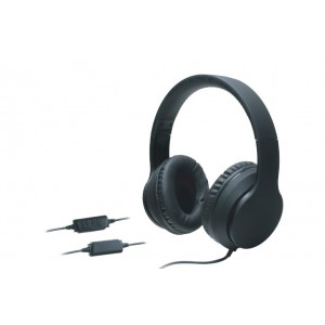 RCT HS-M160U USB Stereo Headset With Boom Free Microphone