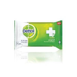 Dettol Hygiene Wipes Original 40's