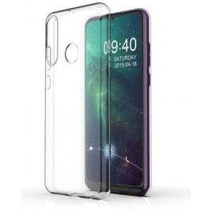 Tuff-Luv Gel case for Huawei Y6P 2020 - Clear (5055205287522)