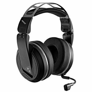 Turtle Beach - Elite Atlas Aero Wireless Stereo Gaming Headset - Black/Silver (PC)