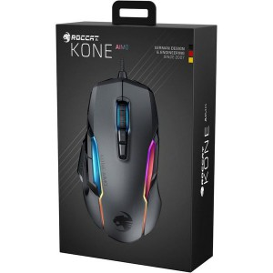 Roccat - Kone AIMO - Remastered USB Optical Mouse - Black