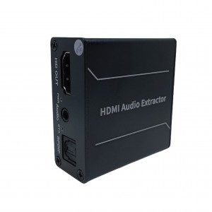HDMI Audio to Optical SPDIF and Analogue RCA Extractor