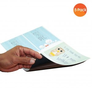 A4 Magnetic Photo Paper (5 Pack)