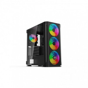 Raidmax F01 ARGB ATX Gaming Case