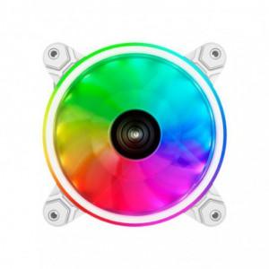 Raidmax 120mm Addressable RGB PWM Fan – White