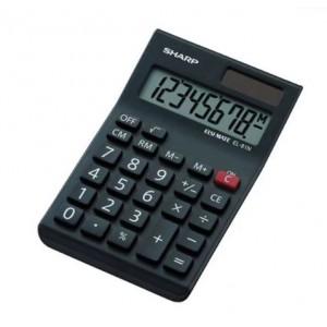 Sharp EL81N 8 Digit Calculator