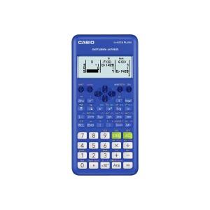 Casio FX-82 ZA Plus II Calculator - Blue