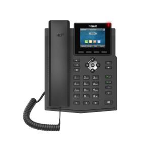 Fanvil 4SIP Gigabit Colour PoE VoIP Phone