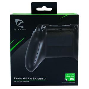 Piranha - Play & Charge Kit (Xbox One)