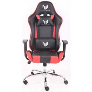 RogueWare - Racer Series Black/Red Gaming Chair