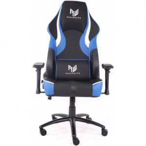RogueWare Rally Series Black/Blue Gaming Chair