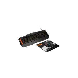 Canyon Leonof Gaming Set - Keyboard, Mouse and MousePad