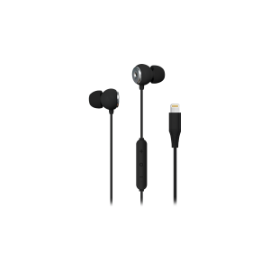 Helix UltraBuds SE - Lightning Earbuds for Apple - Black