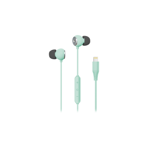 Helix UltraBuds SE - Lightning Earbuds for Apple - Green