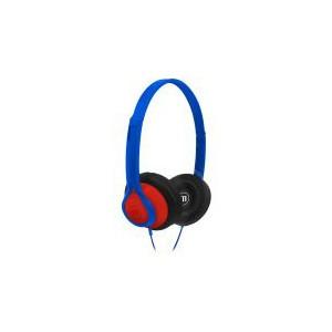Maxell HP-360 Midsize Legacy Headphone - Blue