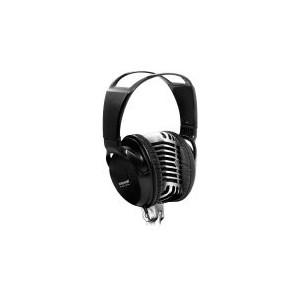 Maxell ST-2000 Studio LA Full size Headphones with Microphone - Black