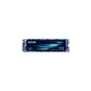 Maxell PCIe S100 M.2 2280 SSD - 2TB