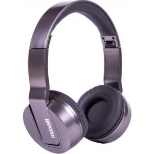 Maxell SMS-10 METALZ Headphone Mid Size - Tungsten Grey