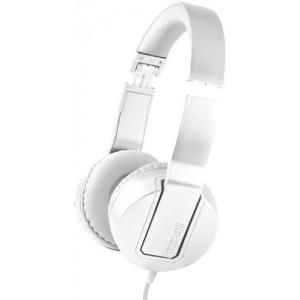 Maxell SMS-10 METALZ Headphone Mid Size - Pearl White
