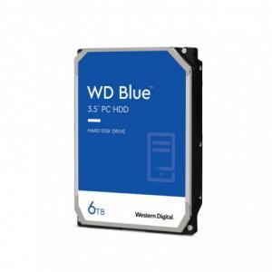 WD Blue 6TB 5400rpm SATA 3.5 inch Hard Drive