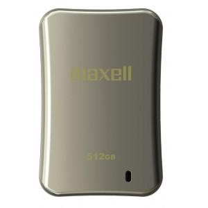 Maxell External SSD - 512GB (Metal Casing)
