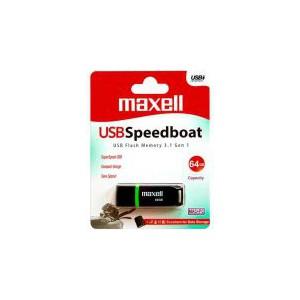 Maxell 64GB USB 2.0 Speedboat