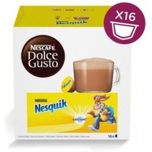 Nescafe Dolce Gusto Pods - Nesquik Chocolate 16 Caps