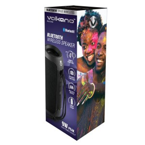 Volkano Burst Series Bluetooth Speaker