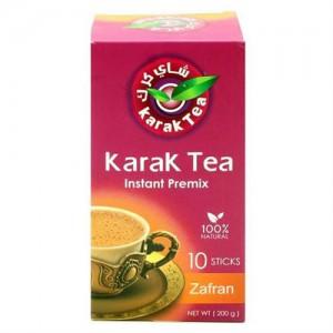 Karak Tea Instant Premix Zafran 10 Sticks (Sweetened)