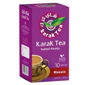 Karak Tea Instant Premix Masala 10 Sticks (Sweetened)
