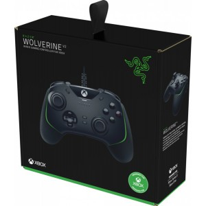 Razer Wolverine V2 Wired Gaming Controller for Xbox Series X S (PC/Xbox Series X S)