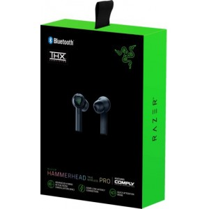 Razer - Hammerhead True Wireless Pro - Earbuds (THX Certified)
