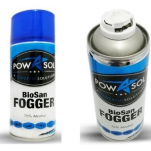 Powasol Biosan Fogger Disinfect 150ml