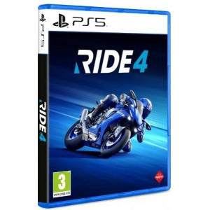 PlayStation 5 Game - Ride 4