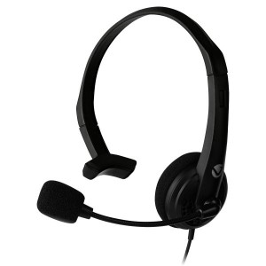 Volkano Chat Series Mono Headset with Boom Microphone