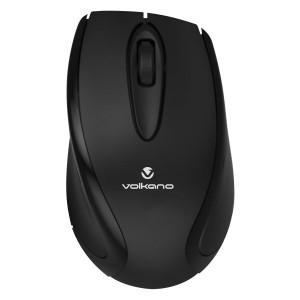 Volkano Wireless Mouse Vector Pro Series - Pro Edition - Black